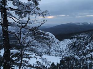 Na Plechém aktuálně leží nejvíce sněhu za letošní zimu