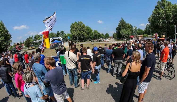 Rallye Český Krumlov se v květnu nepojede. Kvůli opatřením budou pořadatelé hledat podzimní termín