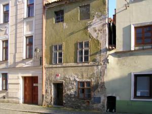 DRBNA HISTORIČKA: Dům číslo 33 v Široké ulici