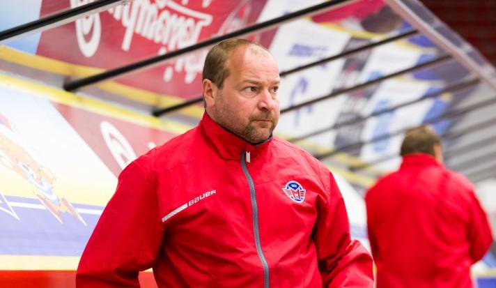 Modrého asistent Roman Fousek: Je to pro mě v trenérské kariéře posun a velká výzva
