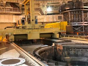 Temelín odstavil první blok, reaktor začne otevírat v neděli