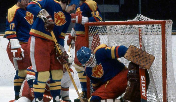 Čtyřicet let od stříbra. V sezóně 1980/81 bavili motoráci ligu parádním hokejem