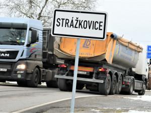 Jihočeský kraj začal stavět obchvat Strážkovic za 116 milionů korun