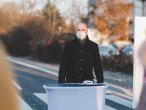 Viktor Lavička končí jako náměstek pro dopravu