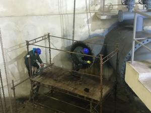 Vodárenský tunel ve Straňanech prošel po deseti letech kontrolou