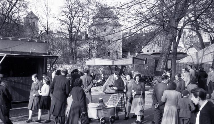 DRBNA HISTORIČKA: Háječek byl prezentován jako nejhezčí koutek města