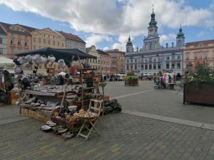 Statutární město České Budějovice hledá nového pořadatele sezónních trhů