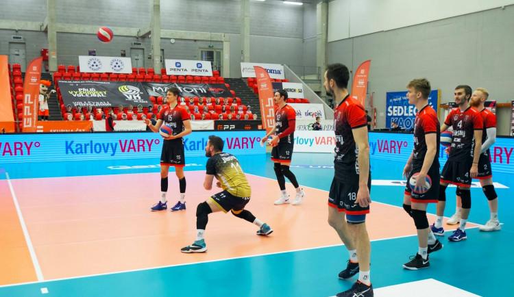 Karlovarsko využilo domácího prostředí. Jihostroj první zápas finále prohrál