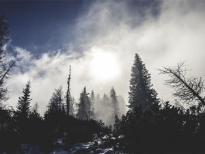 Dnešní ráno bylo chladné, na Šumavě klesly teploty až na minus 18 stupňů