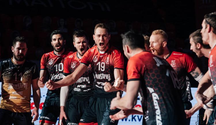 Extraligový titul Karlovarsko ještě slavit nebude. Jihostroj vykřesal naději a vynutil si čtvrtý zápas