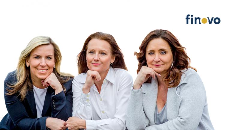 Řešíte hypotéku? Poradí vám trojice specialistek ze společnosti Finovo. Ptát se můžete už nyní
