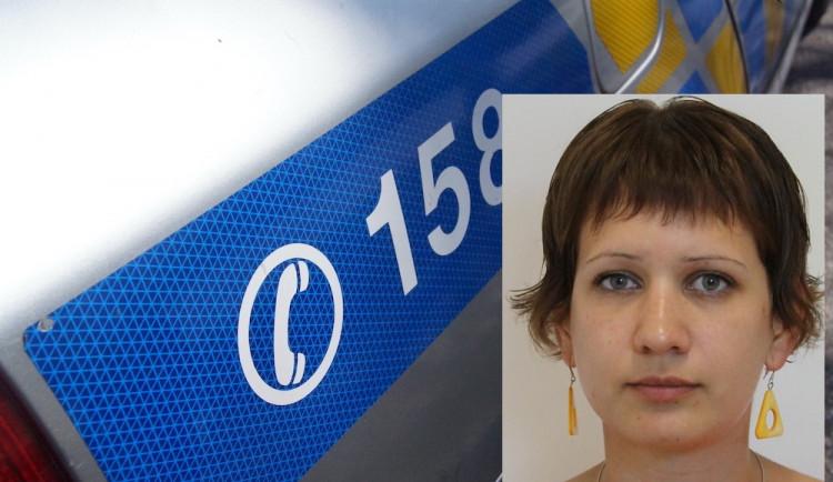Policie pátrá po třiatřicetileté ženě. Rodina o ní několik dní nemá žádné zprávy