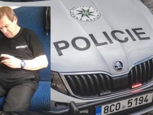 Policie pátrá po muži na fotografii. Může pomoct s vyšetřováním případu