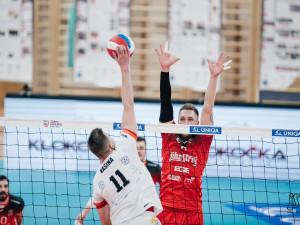 Jihostroj padl. Volejbalisté Karlovarska získali druhý extraligový titul