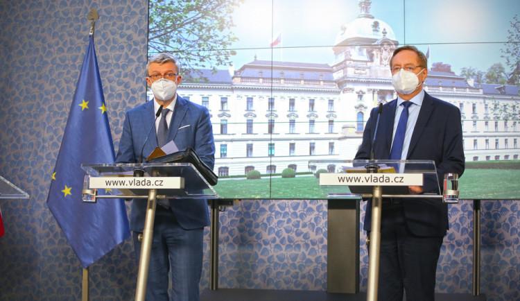 Vláda představila plán rozvolňování. Česko se do normálu začne vracet 3. května