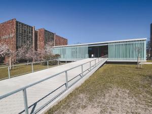 Nová přístavba knihovny otevřela. Nabízí více jak 100 tisíc knih