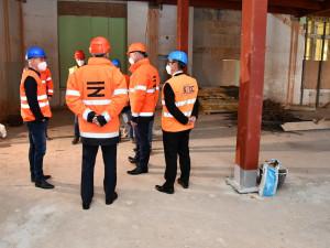 Tempo rekonstrukce budějckého nádraží se zrychlilo. Hotovo bude za necelé dva roky