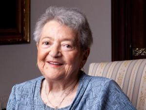 Poslední pamětnice transportu Akb do Terezína oslavila 93. narozeniny