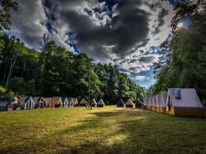 Letní tábory letos zřejmě podle Rady dětí budou povoleny, podmínky se ladí