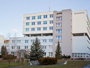 Českokrumlovská nemocnice modernizuje pavilon interny za 100 milionů korun