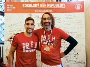 Oslavujte během. Sokolský běh republiky spouští registrace do desítek závodů. Vyberte si ten svůj