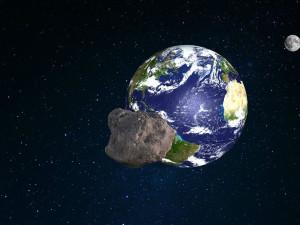 Vědci z NASA simulují dopad fiktivního asteroidu na Zemi. Mířit má na České Budějovice
