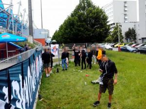 Protest fanoušků Dynama. Za těchto nesmyslných podmínek odmítáme na stadion vstoupit, vzkazují