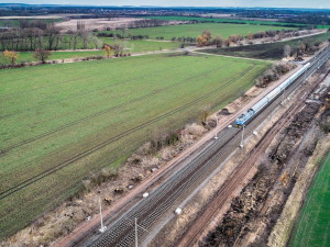 Stavba D3 změní železniční trať u Hodějovic