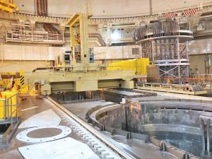 V Temelíně zavezli palivo do reaktoru prvního bloku