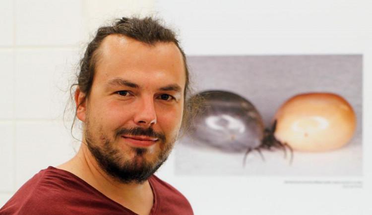Budějcký parazitolog a popularizátor vědy Jan Perner získal významné ocenění
