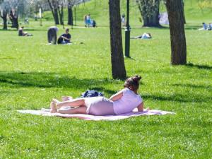 V půlce května se ochladí pod 15 stupňů, pak bude rtuť zase stoupat