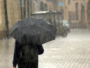 Jižní Čechy zasáhnou vydatné deště. Některé toky se mohou vylít z koryt