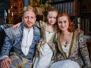 V Jindřichově Hradci se natáčí pohádka Tajemství staré bambitky 2