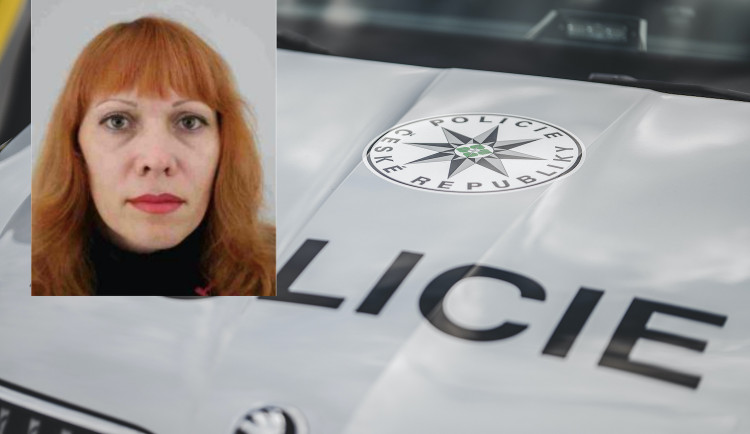 Policie pátrá po sedmačtyřicetileté ženě. Od včerejšího dopoledne o ní nikdo neví