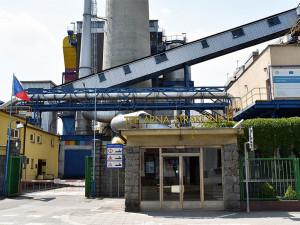 Strakonická teplárna obnovila dodávky tepla Energu, jež zásobuje sídliště