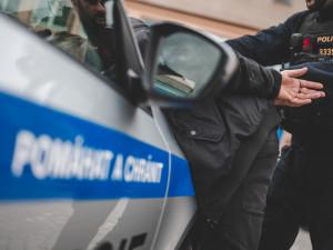 Zavraždil svou známou a jejím autem odjel do Budějc. Policie útočníka v sobotu dopadla
