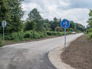 Město má zhotovitele cyklostezky Suchomelská. Kilometrový úsek vyjde na deset milionů korun