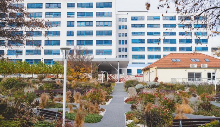 Českobudějovická nemocnice od úterý povoluje návštěvy pacientů