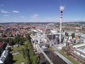 Českobudějovická teplárna v mimořádném roce obstála