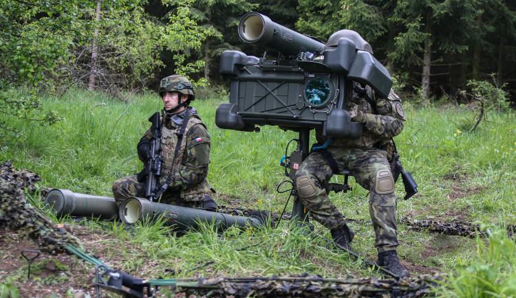 Strakoničtí vojáci cvičili na zahraniční misi. Ve střehu byli 24 hodin denně