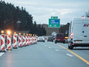 Stavbaři dnes zahájí dostavbu dálnice D4 mezi Příbramí a Pískem