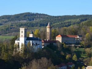 Za opravu věže na Rožmberku mají památkáři jednu z cen Evropské komise