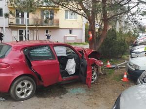 Řidič ujíždějící policistům Budějcemi se bude zpovídat ze tří trestných činů