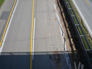 ŘSD začne opravovat silnici u Vimperka. Práce potrvají do srpna