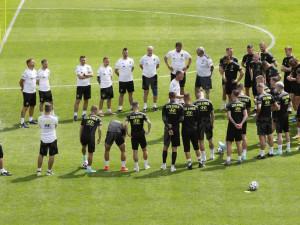 Fotbalové EURO pokračuje. Žižkárna plánuje projekci zápasů s Chorvatskem i Anglií