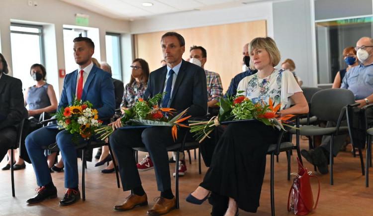 Na Pedagogické fakultě Jihočeské univerzity byly poprvé uděleny Ceny Miroslava Papáčka