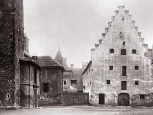 DRBNA HISTORIČKA: Solnice a hrad