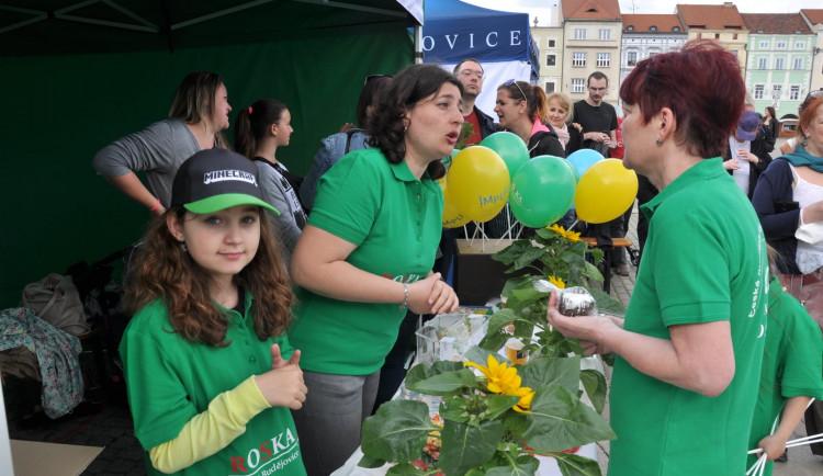 Sportovně relaxační areál v Hlubokénad Vltavou ožije benefiční akcí Hejbni kostrou s budějckou Roskou