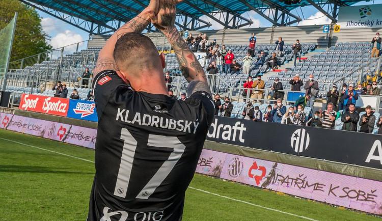 Jiří Kladrubský Dynamo neopouští. Začlení se do organizační struktury a pomůže B-týmu
