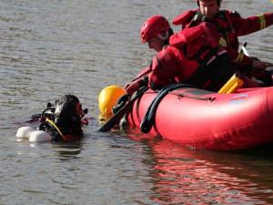Ve Vltavě v Budějcích se utopil muž. Pátrání po něm trvalo celý víkend